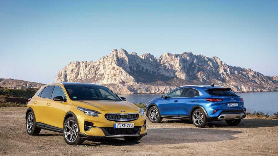 Kia XCeed дебютировал в России: объявлены цены и оснащение