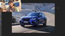BMW X5 Rendering
