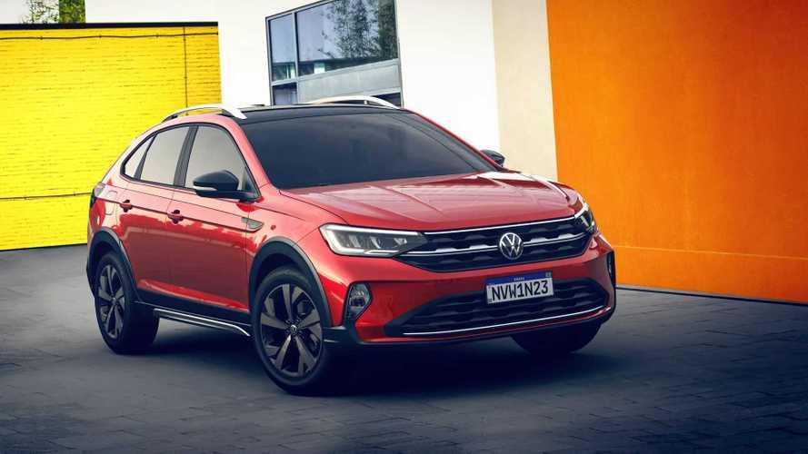 Volkswagen Nivus, ecco il SUV coupé piccolo con bagagliaio da record