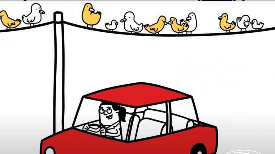 Künstlicher Vogelkot: Ford optimiert Fahrzeug-Lackierungen