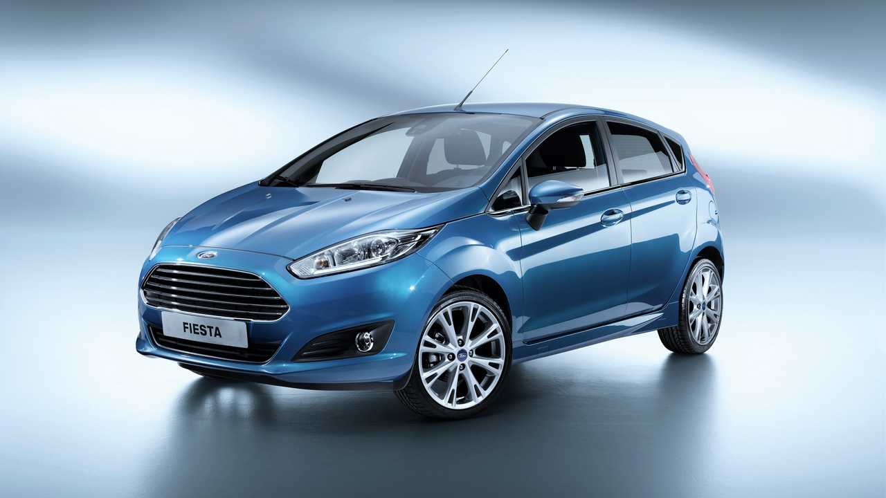 Ford – 7 шт. (-100%*)