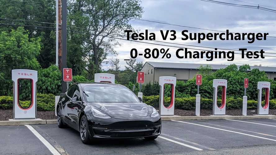 Tesla V3 Supercharger Test: We Find Out Exactly How Fast It Really Is