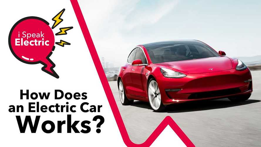 How Does An Electric Car Really Work? Let's Take A Brief Look