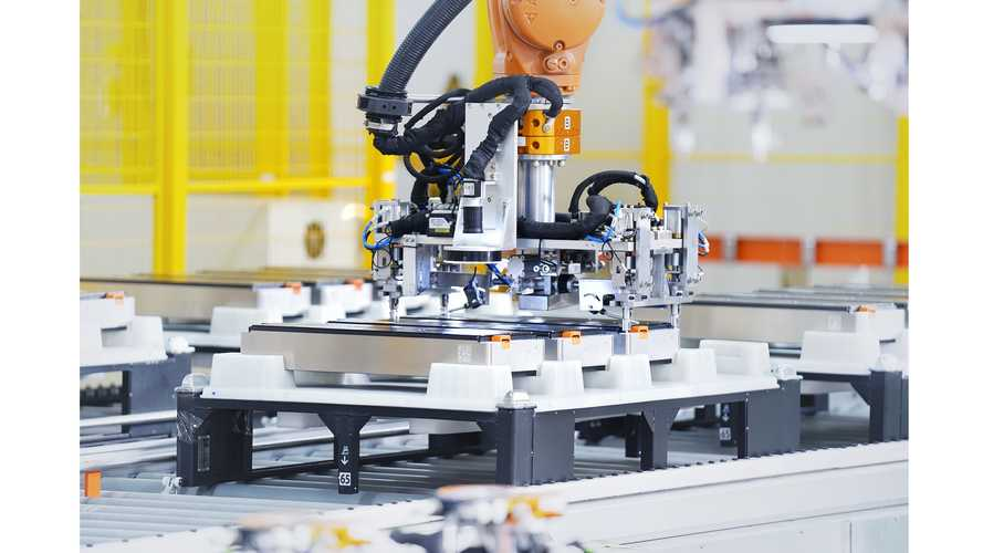 Xpeng Motors - fábrica na China