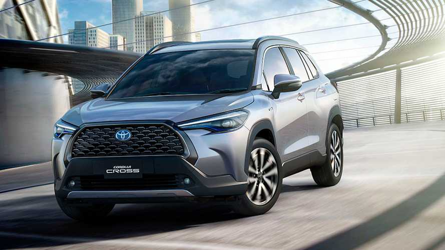 Toyota Corolla Cross: Debüt in Thailand mit Hybrid-Power