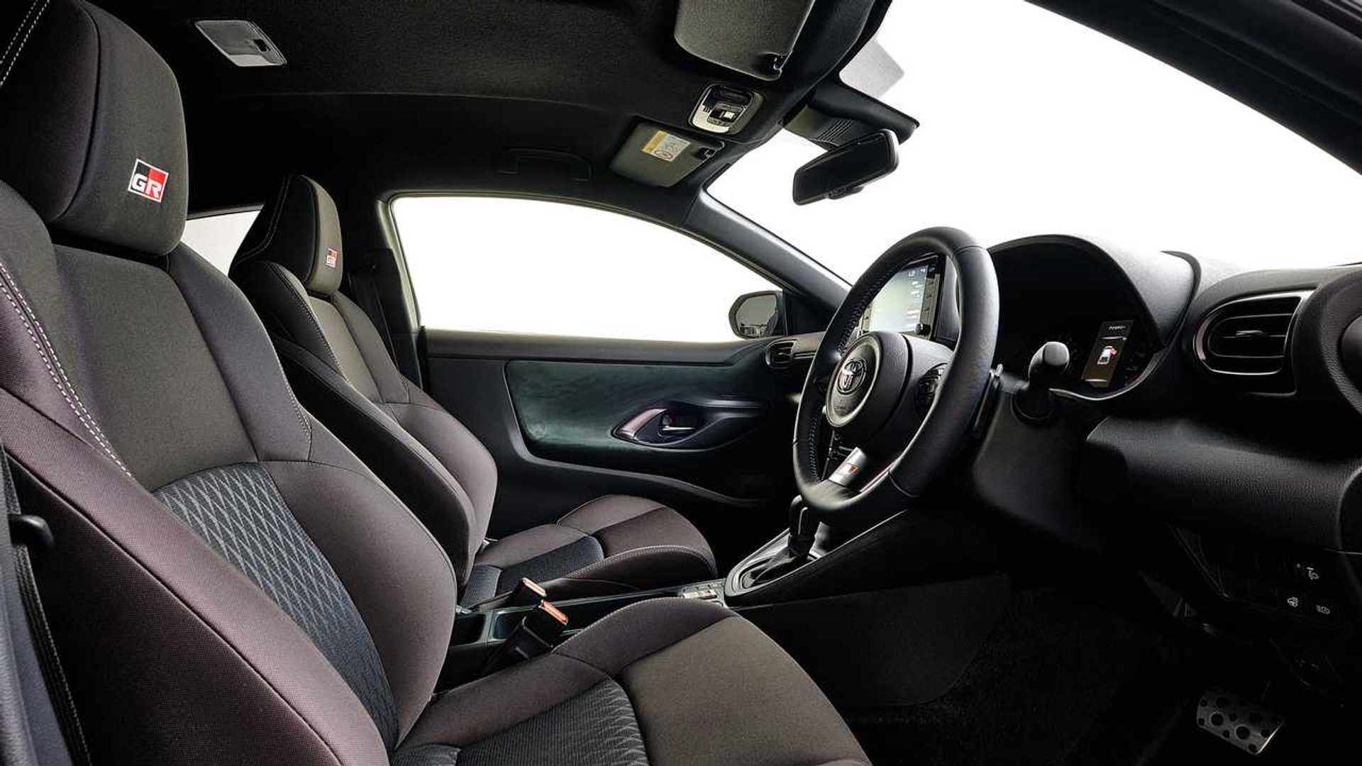 Toyota GR Yaris (2020) 40