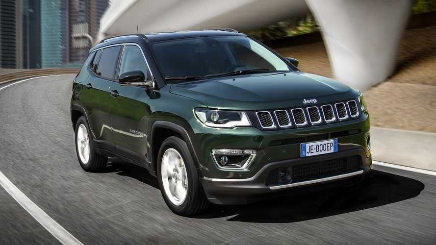 One More Manual Killed: 2021 Jeep Compass Drops Its Stick