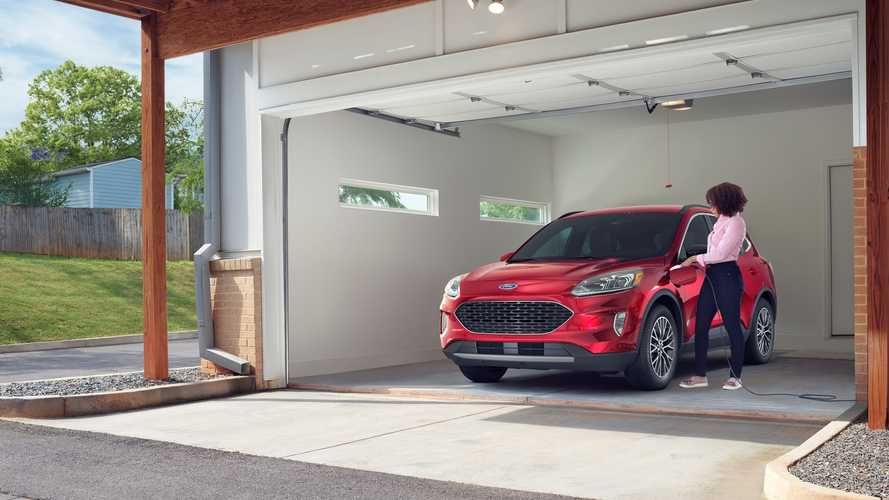 2020 Ford Escape Plug-In Hybrid