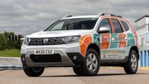 Dacia Dusters join ambulance service in the Home Counties
