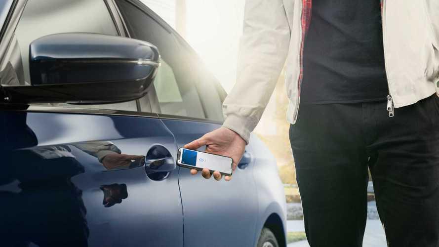 Apple вставит в свои смартфоны ключи от автомобилей