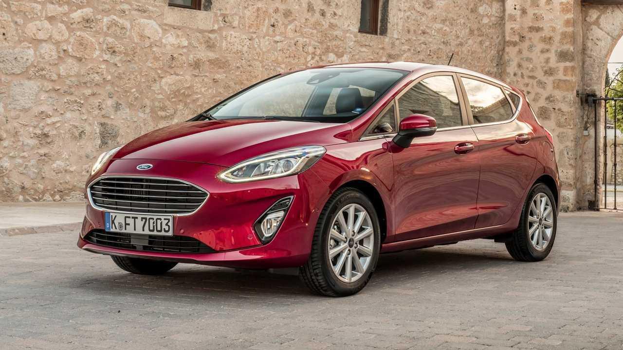 Ford Fiesta - 11 400 €