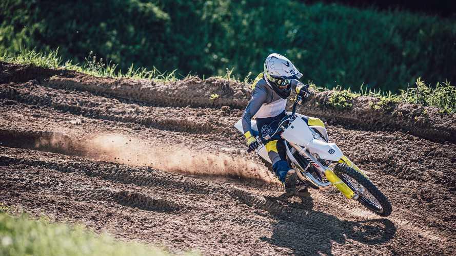 Husqvarna lancia la nuova gamma motocross 2021