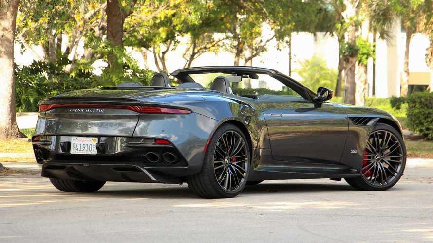 Aston Martin DBS Superleggera Volante 2020, a prueba: ¡superlativo!