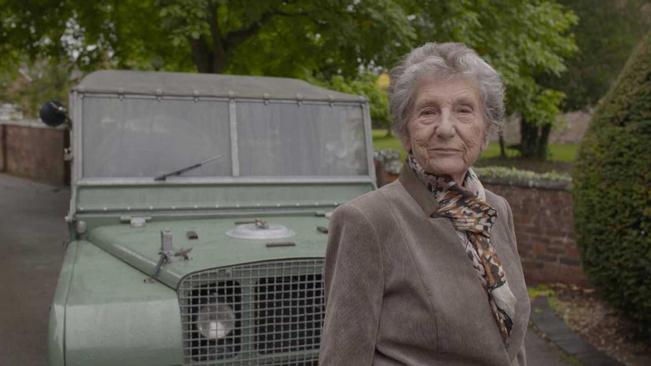 Land Rover makes dream come true for 87-year old ex-employee