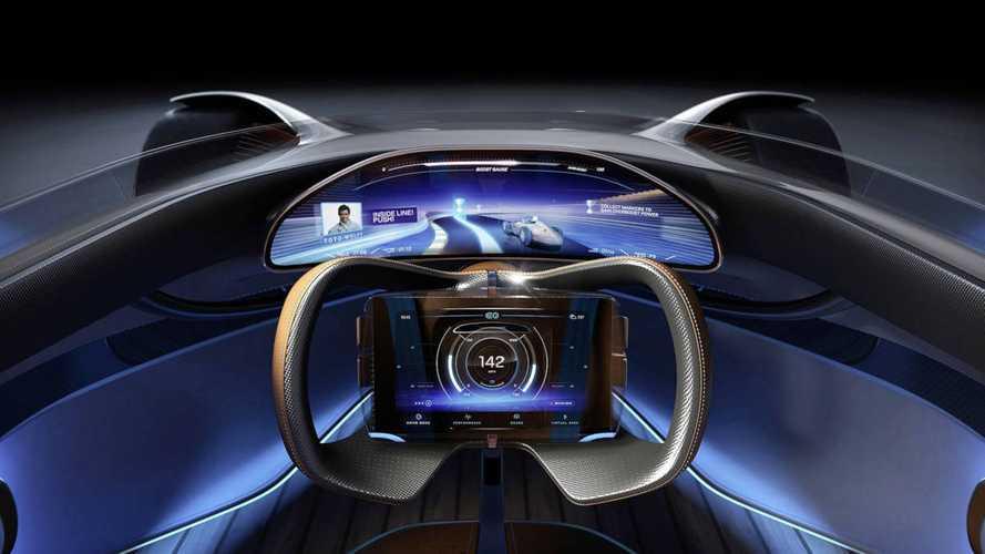 Дизайнер Mercedes назвал камеры вместо зеркал непригодными для электрокаров