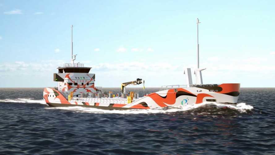 Какая ирония: в Японии построят электрические нефтяные танкеры