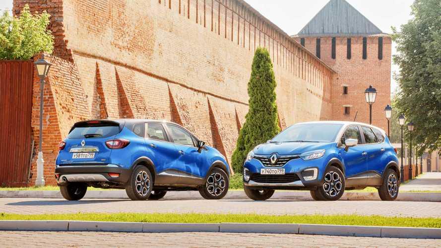 Novo Renault Captur 2022 terá motor 1.3 turbo de 170 cv