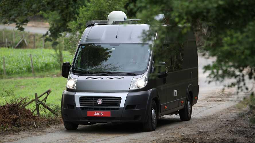 Artık Avis'ten karavan kiralamak mümkün