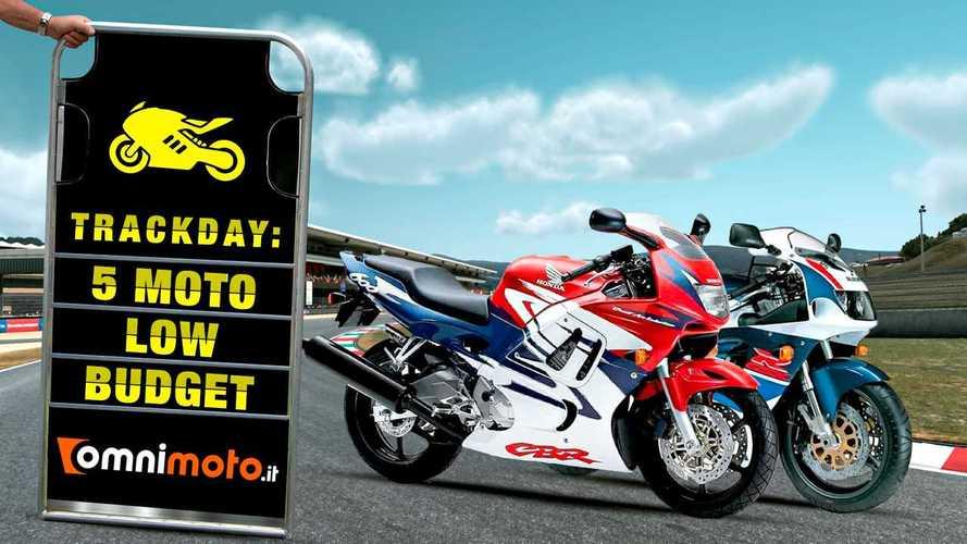 Trackday: 5 moto sportive usate per tutte le tasche
