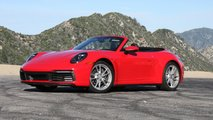 2020 Porsche 911 Carrera Cabriolet Review