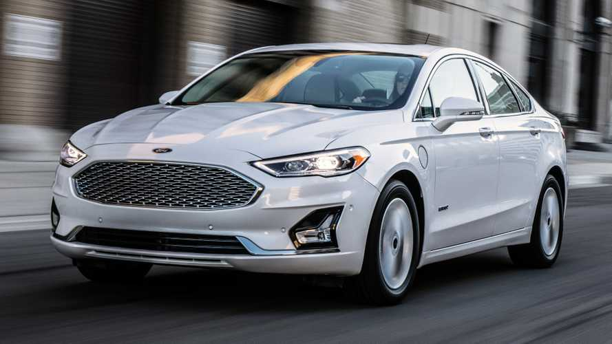 Ford Fusion, Buick Regal Production Ends As Sedans Continue Decline