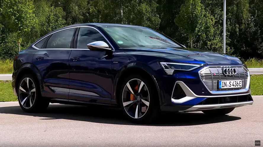 Audi e-tron S Sportback Tested By Autogefühl: Does S Make It Better?