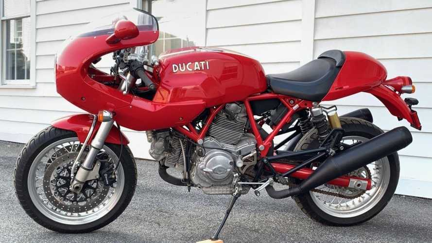 This 2007 Ducati Sport Classic Could Be Yours