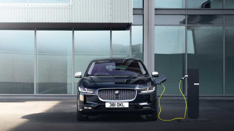 Jaguar предложил немцам дешевый I-Pace. Но серия ограничена