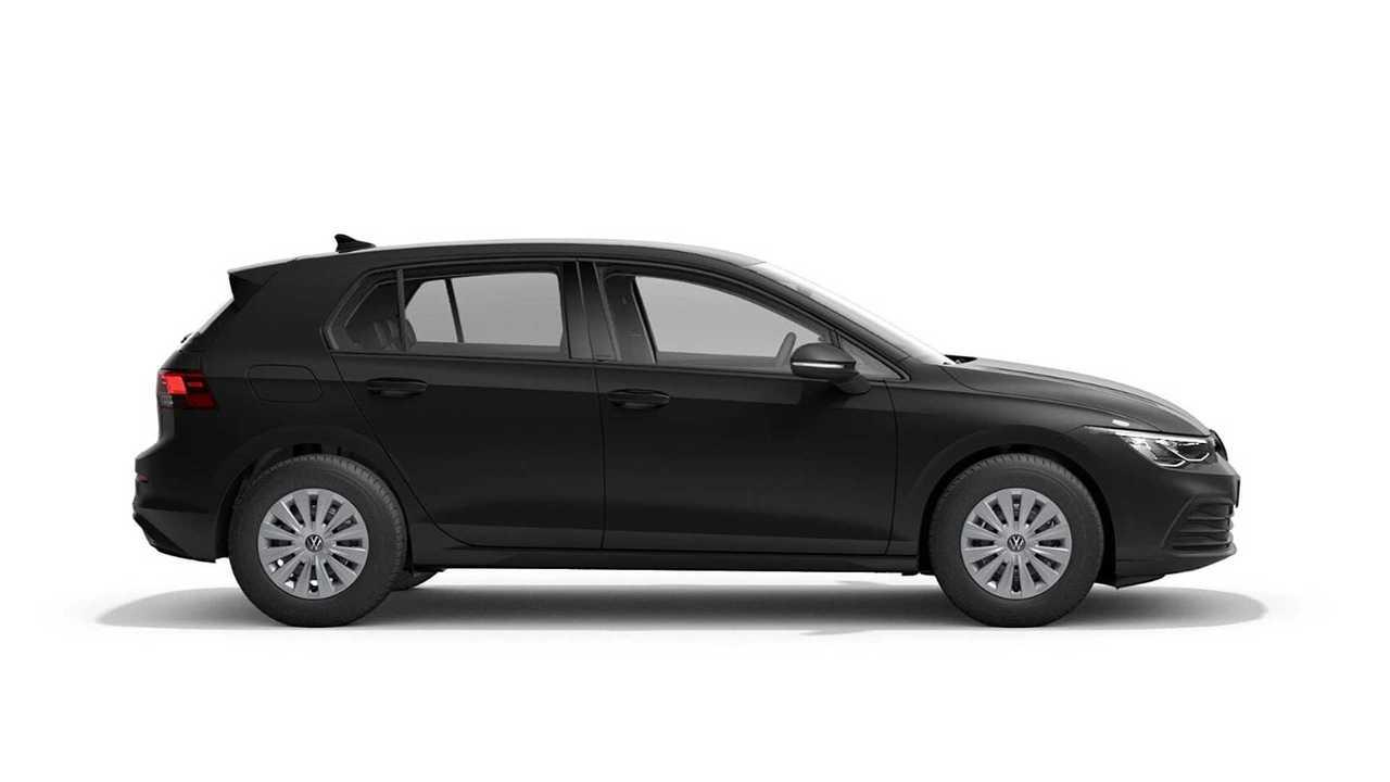 Volkswagen Golf (2020) alapfelszereltségekben