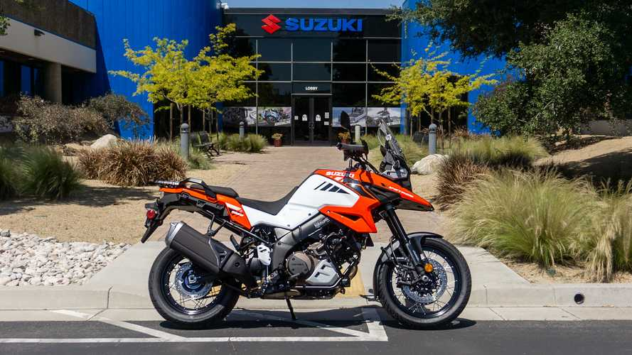 Lessons in Adventure: Meeting the 2020 Suzuki V-Strom 1050
