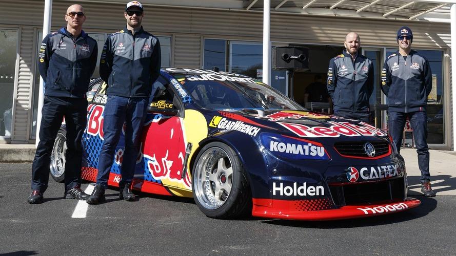 Holden Commodore V8 Supercar Red Bull Drift Car