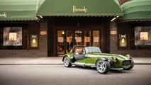 Caterham Seven Harrod's special edition by Caterham Signature