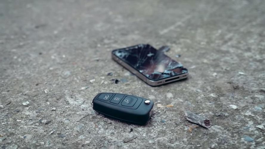 VIDÉO - Le Ford Transit et sa clé indestructible