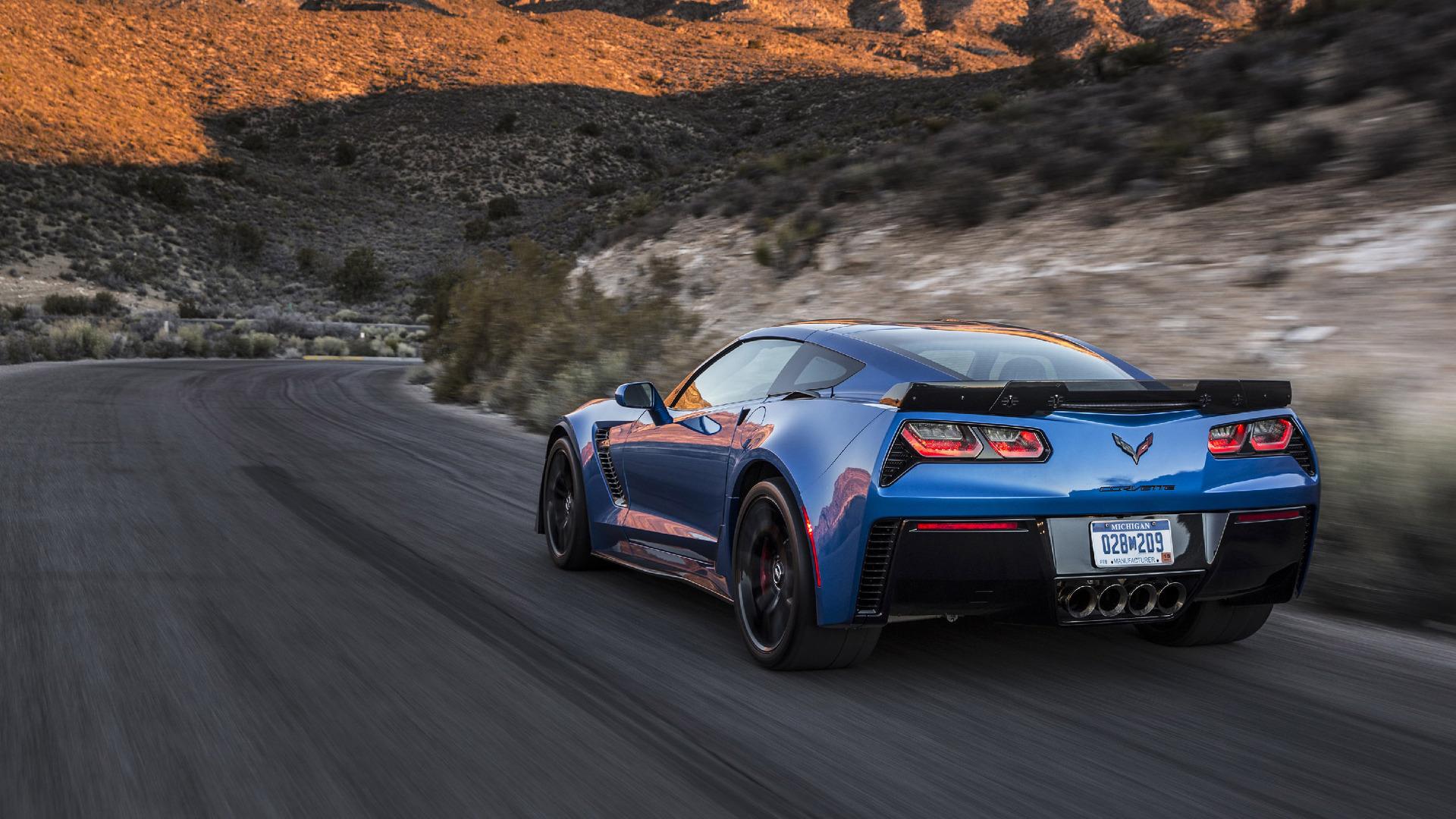 2017 Chevrolet Corvette Z06 to get cooling improvements