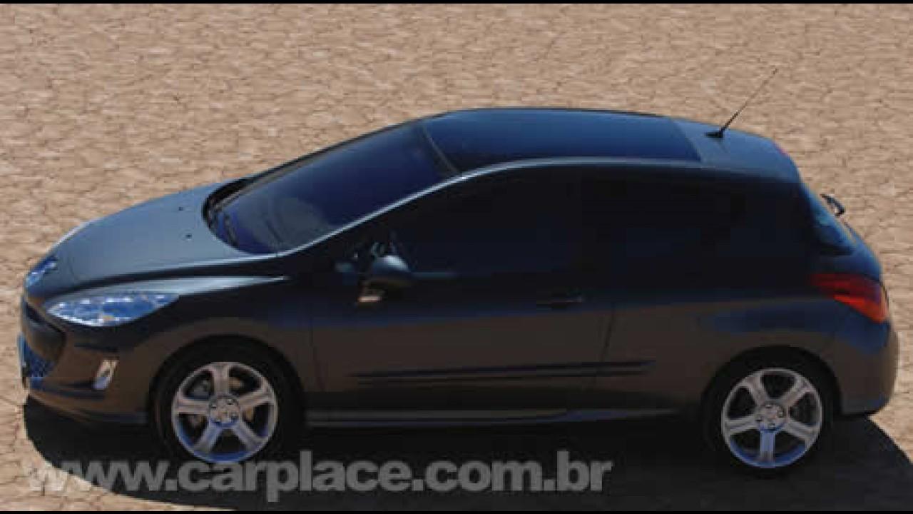 """Sedan do Peugeot 308 """"de verdade"""" poderá ser fabricado na Argentina"""