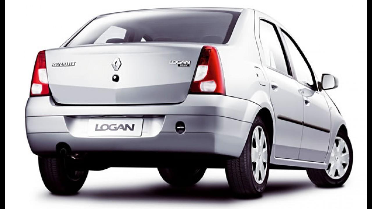 Renault Logan Up 2010 Versao Especial Chega Bem Equipada Por R 34 800