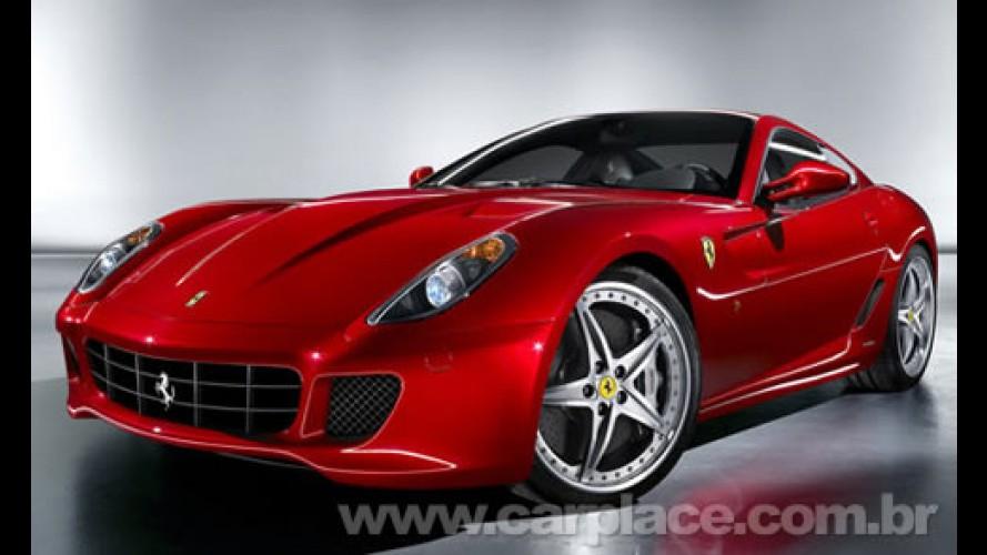 Ferrari 599 GTB Fiorano terá novas versões HGTE e 599 XX em Genebra