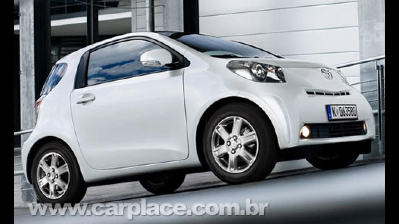 Pequeno e seguro: Toyota IQ recebe 5 estrelas da Euro NCAP - Veja o vídeo