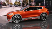BMW X2 Concept Mondial de l'Automobile