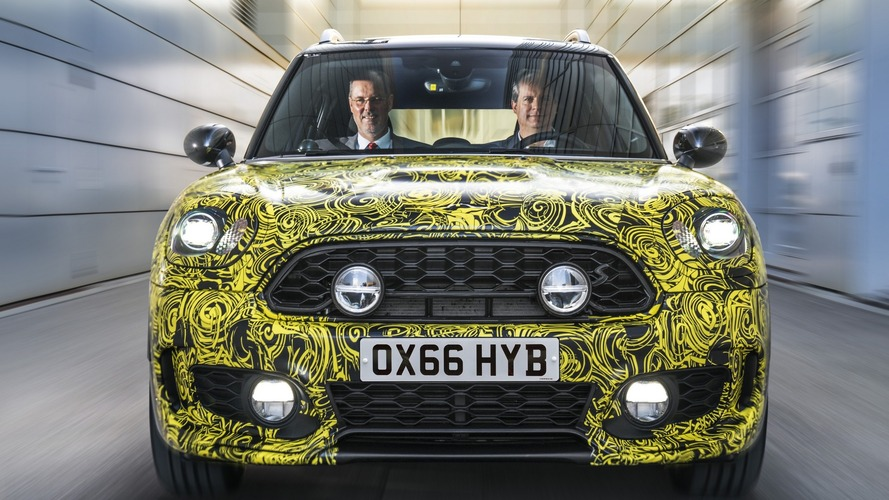MINI Countryman hibrit