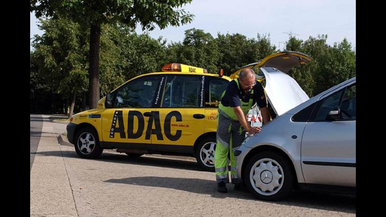 ADAC Pannenstatistik