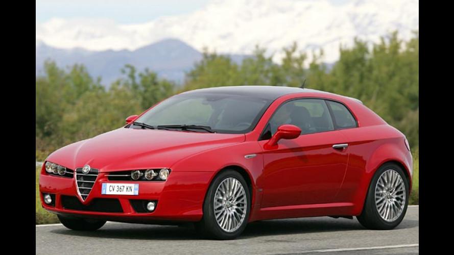 Preise stehen fest: Alfa Brera startet am 26. Januar 2006