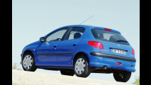 Neues vom Peugeot 206