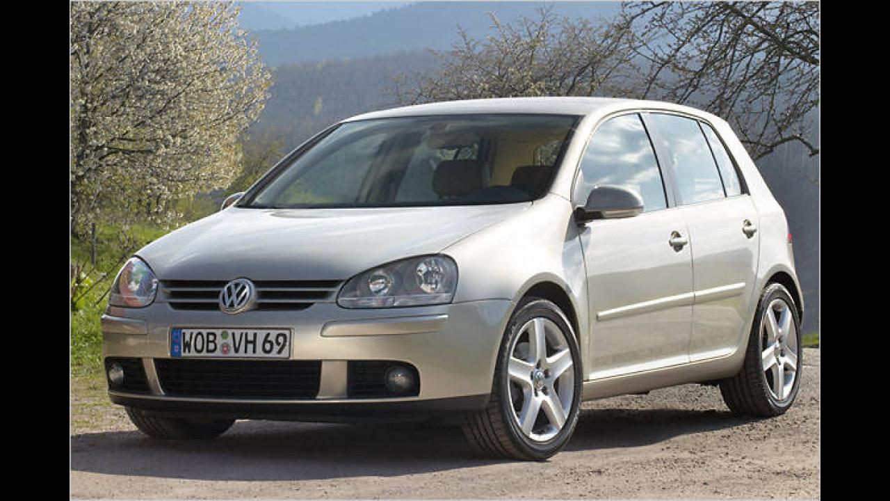 Angebot: VW Golf 1.6 5-Türer
