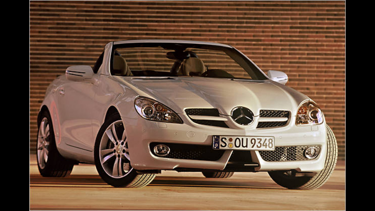 Angebot: Mercedes SLK 200 Kompressor