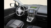 Mazda 5: Facelift
