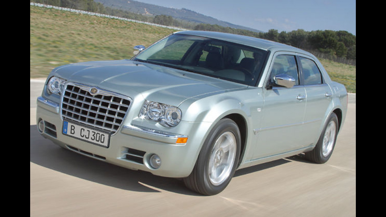 Chrysler 300C 2.7 V6