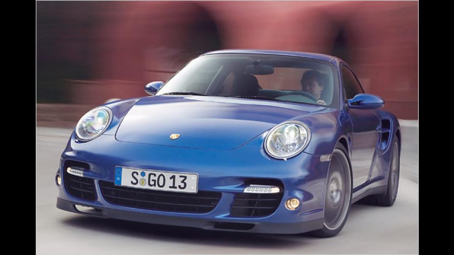Porsche erzielte 2006 Zulassungsrekord in Deutschland