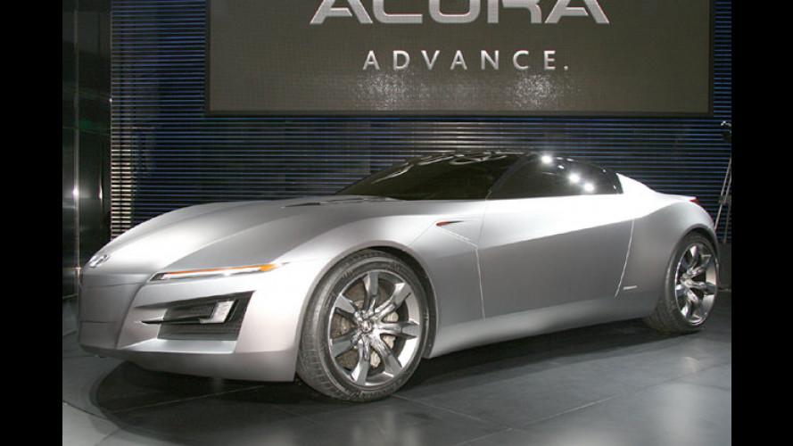 Honda-Tochter gibt in Detroit Ausblick auf NSX-Nachfolger