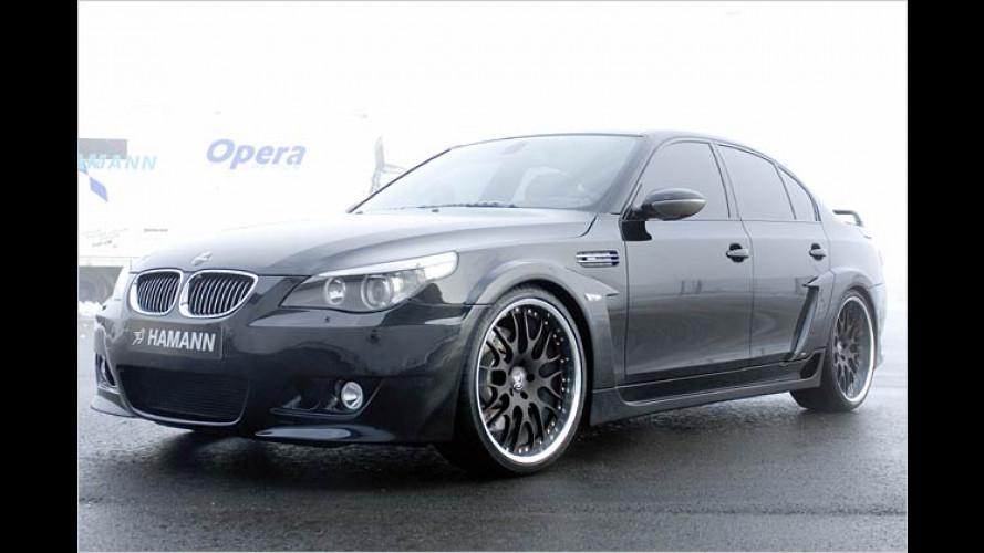 Volle Breitseite: Hamann bringt den BMW M5 Edition Race
